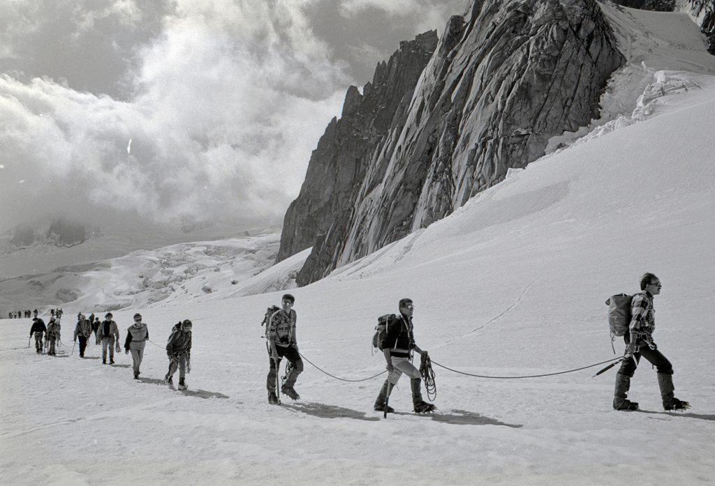 aree protette ghiacciaio