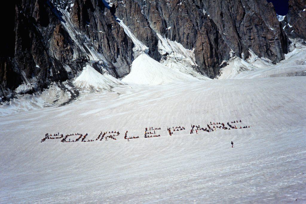 aree protette monte bianco